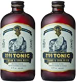 Portland Syrups Rose City Quinine Tonic Concentrate (16 ounces) 2 Pack