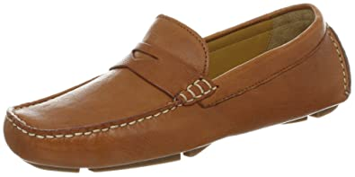 Cole Haan Women's Trillby Driver Penny Loafer,Luggage,5 ...