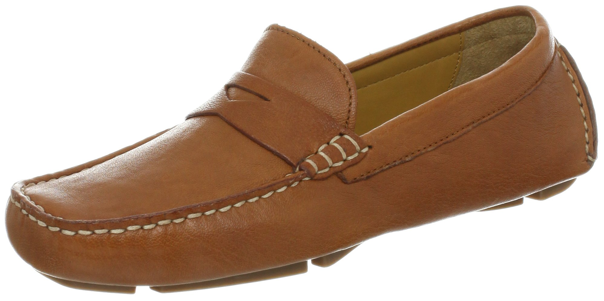 Cole Haan Women's Trillby Driver Penny Loafer,Luggage,6.5 B US