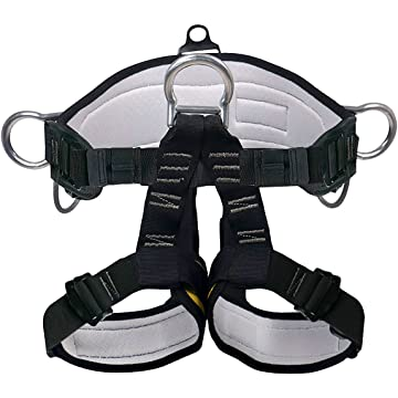 reliable Xben Climbing Harness Professional Mountaineering Rock Climbing Harness