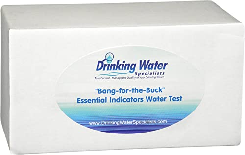 Drinking Water Specialists, LLC 'Bang-For-The-Buck' Essential Indicators Water Test