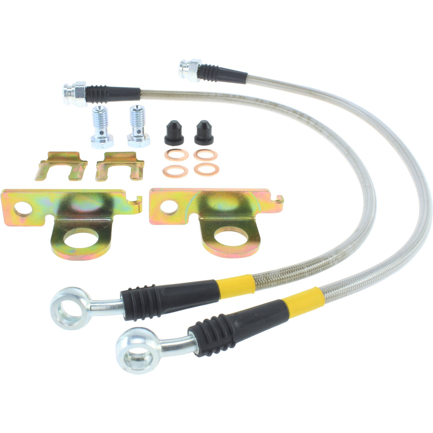Centric 950.62503 Stainless Steel Brake Line Kit