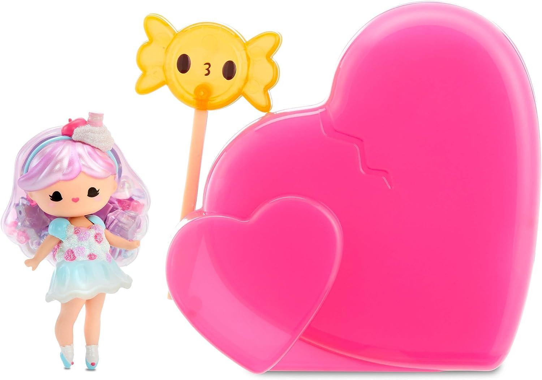 Amazon Com Mga Entertainment Secret Crush Minis Crush To Unbox Sweet Themed Mini Doll Toys Games