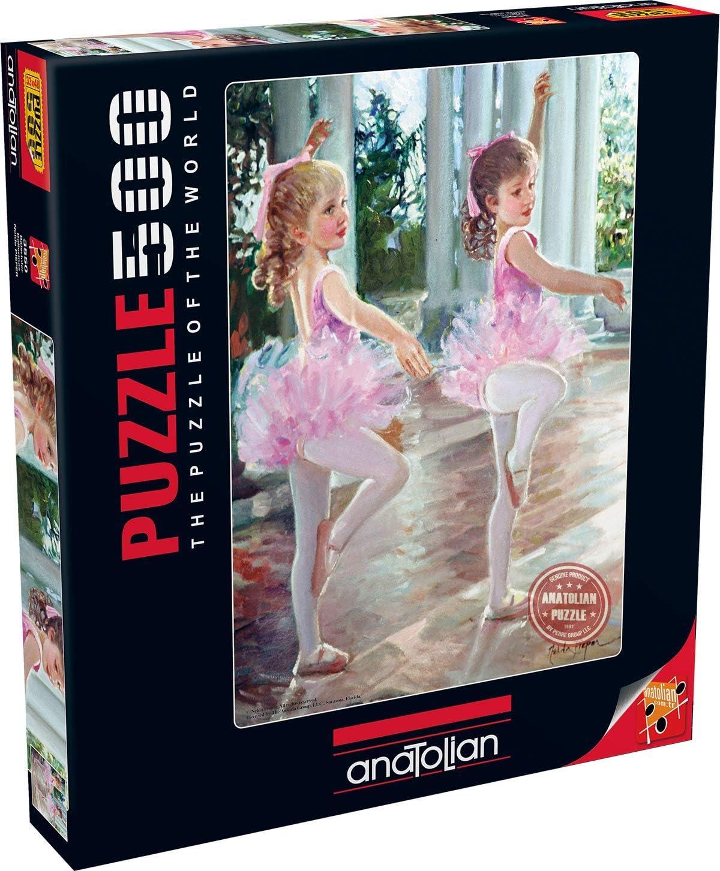 Anatolian Puzzle: 500 Little Ballerinas