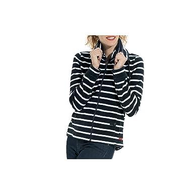 e6c8c124e45 Terre de Marins Prelude Raye - Veste Femme  Amazon.fr  Vêtements et  accessoires