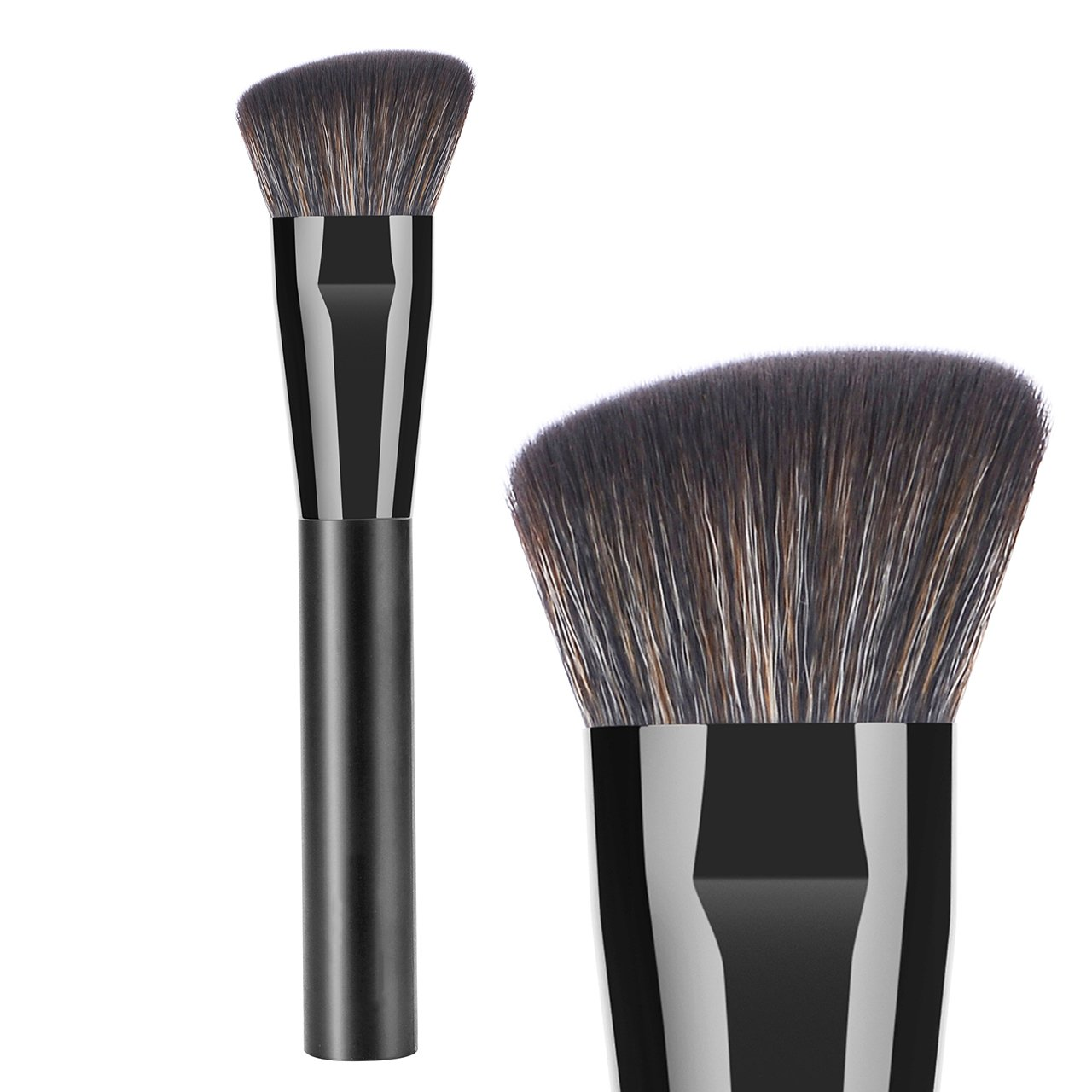 Professional Face Makeup Brush Angled Contour Brush Sculpting Brush For Face Makeup Tool