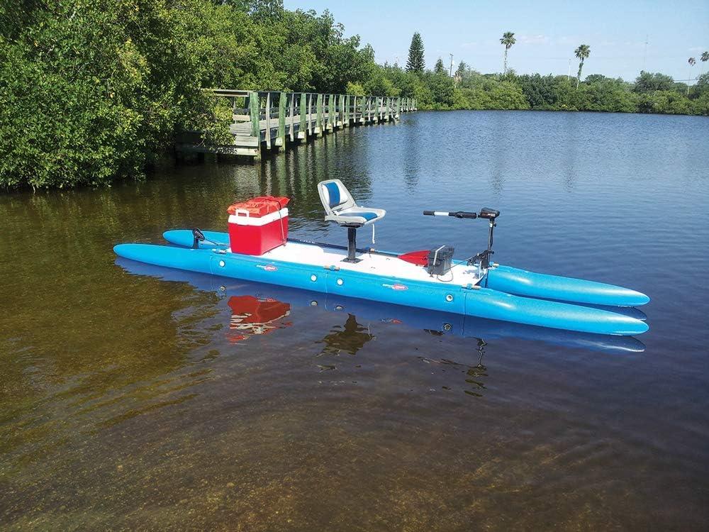 Amazon.com: Pizarra hinchable para plataforma de pesca ...