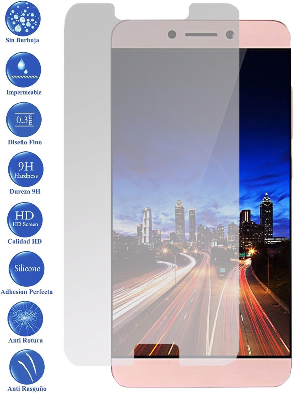 Todotumovil Protector de Pantalla Leeco Le S3 de Cristal Templado Vidrio 9H para movil: Amazon.es: Electrónica