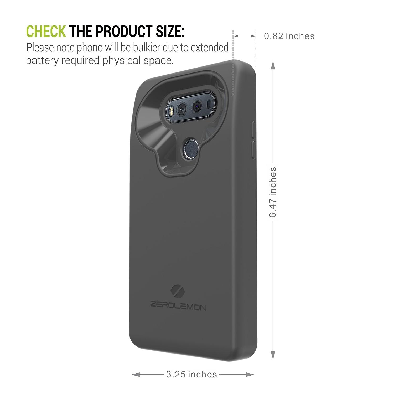 hot sale online 37641 c551d LG V20 Zerolemon 10000mAh Battery Case - GSE Mobiles