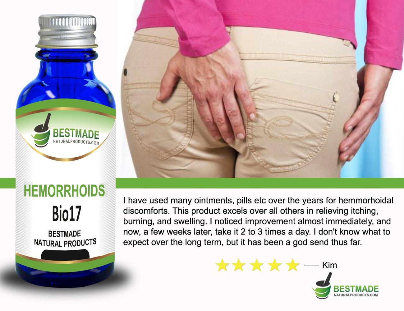 Amazon com: Hemorrhoids Bio17 300 pellets, Natural Dietary