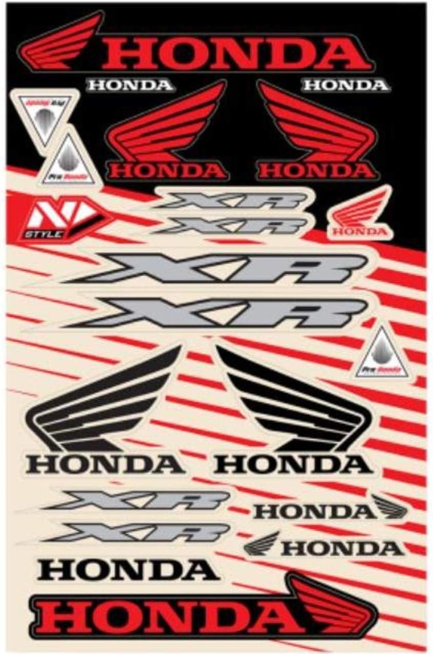 N-Style Universal Decal Kit Honda XR