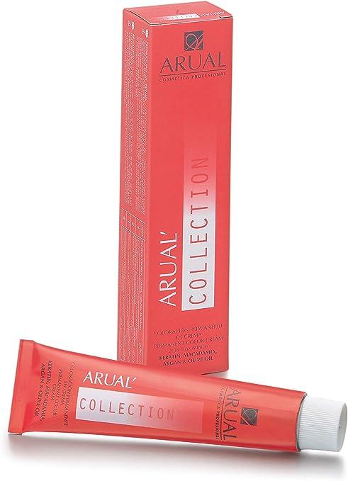 ARUAL AC121 Tinte No 12/1 Superaclarante Ceniza 1 Unidad, 60 ml
