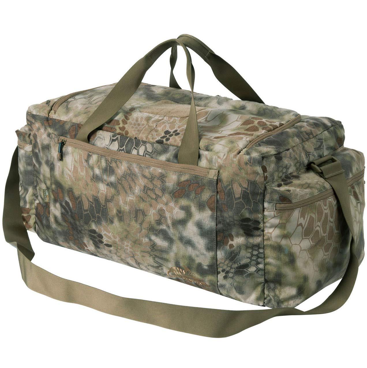 HELIKON-TEX Range Line Urban Training Bag Urban Training Bag Multicam TB-UTB-CD/_Verde/_Única