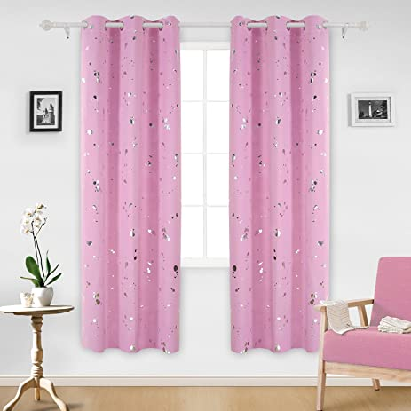 top curtains details s thermal curtain ring textiles blackout pink products tony glamour glitter
