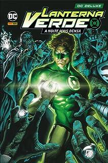 Lanterna Verde. A Noite Mais Densa