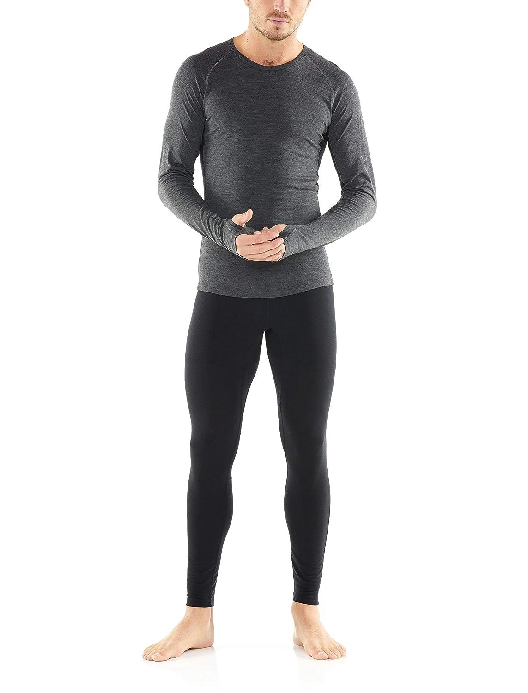 Icebreaker Merino Zone Midweight Base Layer Leggings New Zealand Merino Wool