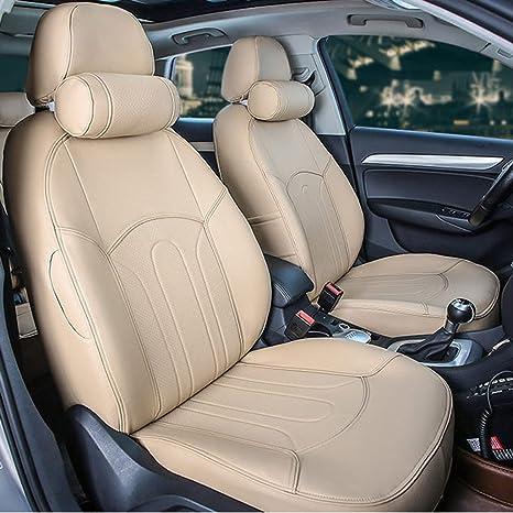 Fantastic Amazon Com Autodecorun Custom Fit Pu Leather Car Seat Cover Frankydiablos Diy Chair Ideas Frankydiabloscom