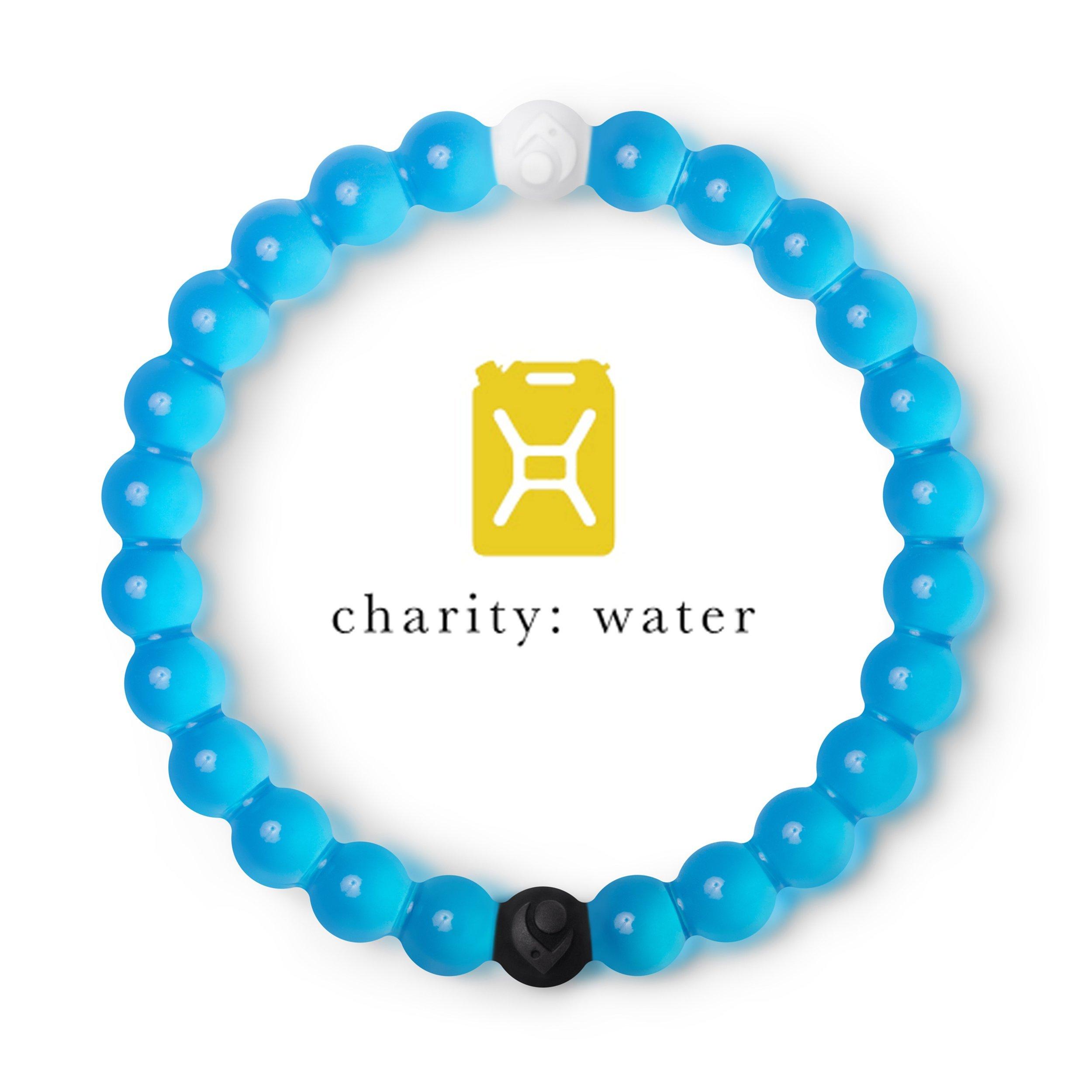 Lokai Cause Collection Bracelet, Water, 6.5'' - Medium