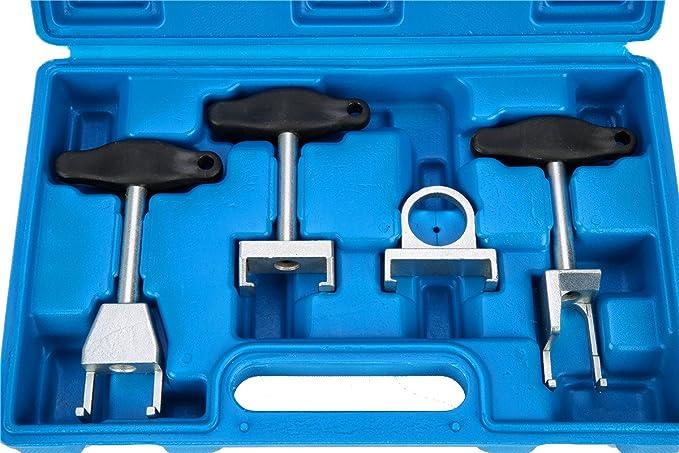 FreeTec - 4 Piezas Bobinas de Encendido Extractor Bujía Conector auszieher Juego para VAG VW T5 Audi Coche: Amazon.es: Coche y moto