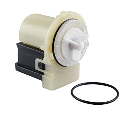 Podoy 8181684 Washer Drain Pump Motor for Whirlpool Kenmore Maytag on
