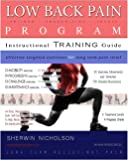 Low Back Pain Program: A Comprehensive Step by Step Exercise Treatment Plan for Long Term Pain Relief.