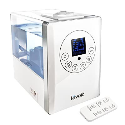 Levoit Cool/ Warm Mist Humidifier Ultrasonic Air Vaporizer for Baby