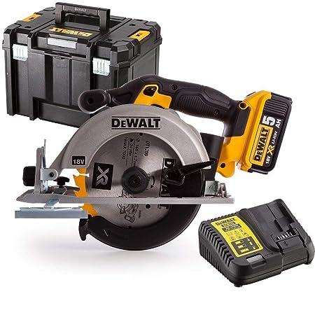 Dewalt DCS391N 18V 165mm XR Li-ion Circular Saw With 1 x 4.0ah Battery /& Charger