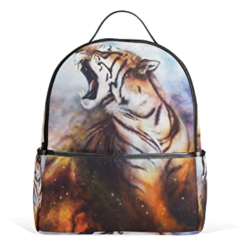 COOSUN Roaring Tiger Mochilas Escolares Mochilas para Las Muchachas de los niños Multi: Amazon.es: Equipaje