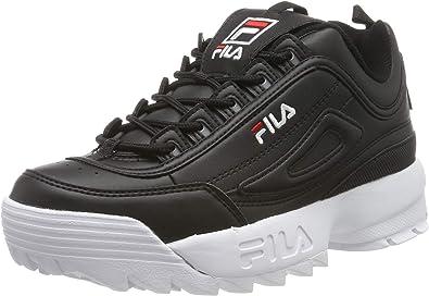 women fila shoes disruptor low