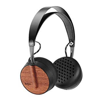 House of Marley Buffalo Soldier – Bluetooth Wireless Headphones, On-Ear  Design Earphones, Premium Sound 40mm Drivers, Enhanced 16 Hour Play Time