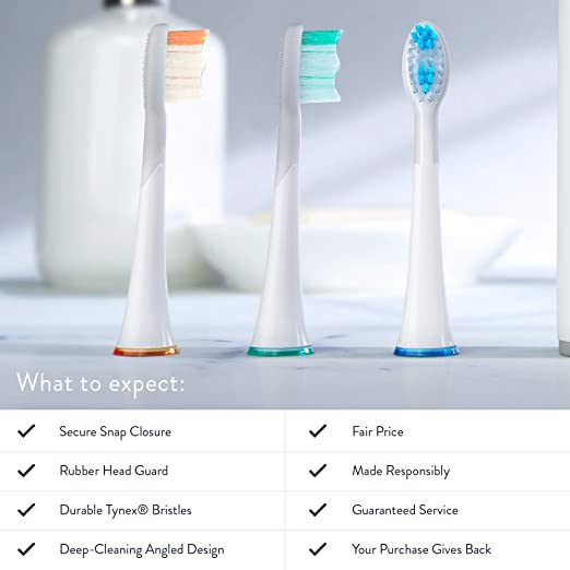 Amazon.com: Balance de Sonic cepillo para polvo de dientes ...
