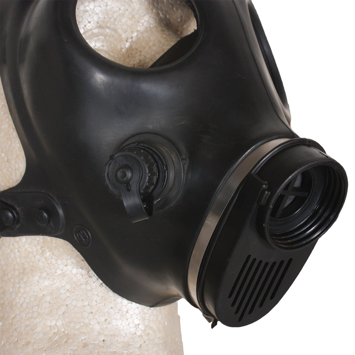 Israeli Style Rubber Respirator Mask NBC Protection For Industrial Use, Chemical Handling, Painting, Welding, Prepping, Emergency Preparedness