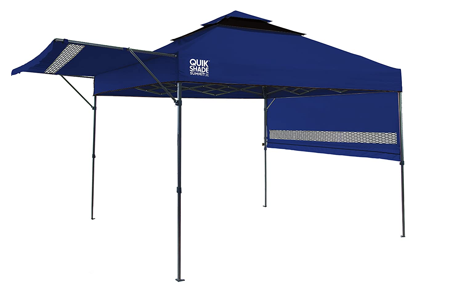 Amazon.com Quik Shade Summit SX170 10u0027x17u0027 Instant Canopy with Adjustable Dual Half Awnings Sports u0026 Outdoors  sc 1 st  Amazon.com & Amazon.com: Quik Shade Summit SX170 10u0027x17u0027 Instant Canopy with ...