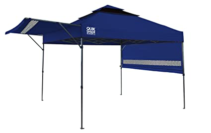 Quik Shade Summit SX170 10u0027x17u0027 Instant Canopy with Adjustable Dual Half Awnings  sc 1 st  Amazon.com & Amazon.com: Quik Shade Summit SX170 10u0027x17u0027 Instant Canopy with ...