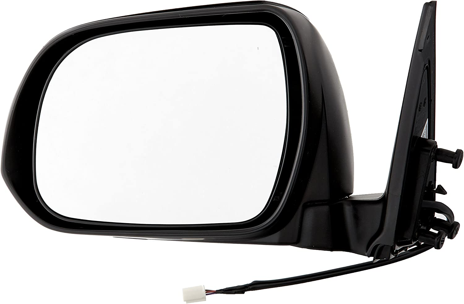 Amazon Com Oe Replacement Toyota Highlander Driver Side Mirror Outside Rear View Partslink Number To1320245 Automotive