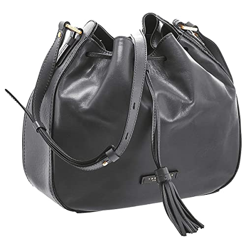 a70e014bab BORSA THE BRIDGE FLORENTIN SECCHIELLO 04342701 30 NERO: Amazon.it: Scarpe e  borse
