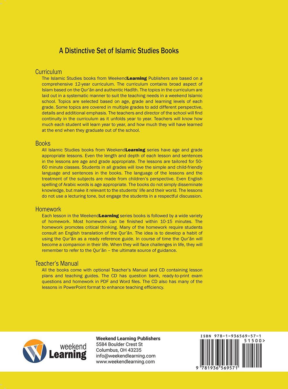 Weekend Learning Islamic Studies Level 1: Amazon co uk: Mansur Ahmad