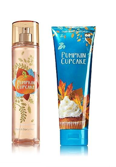 Amazoncom Bath Body Works Pumpkin Cupcake Fine Fragrance Mist And