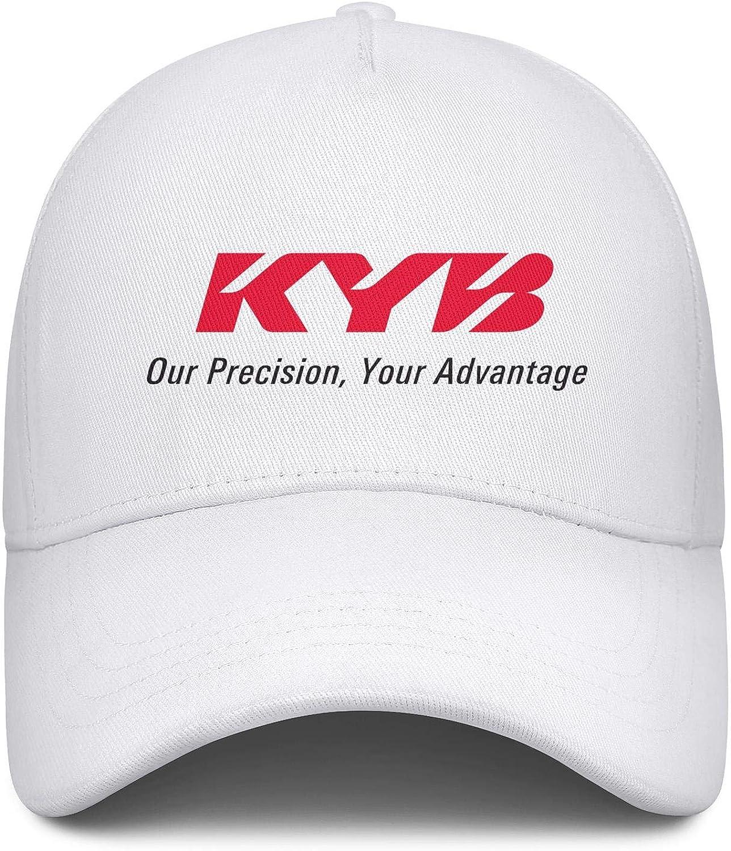 COOLGOOD Kayaba Industry Mens Cotton Baseball Caps Womens Luxury Mesh Cap