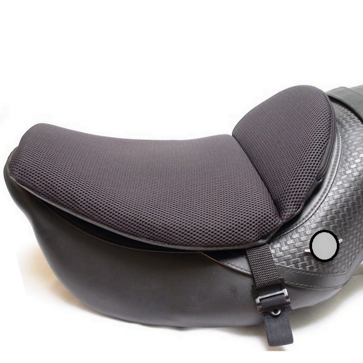 CONFORMAX Topper Excel Ultra-Flex Motorcycle Gel Seat Cushion