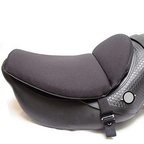 CONFORMAXTOPPER EXCEL ULTRA-FLEX Motorcycle Gel Seat Cushion- Extra Large-AIRMAX (18x14x6)