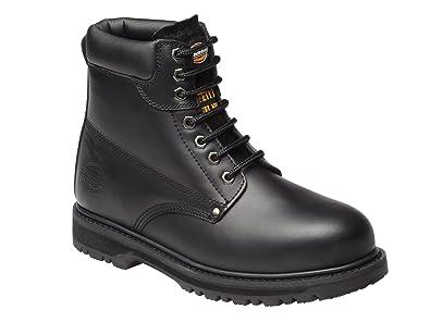 Dickies - Botte Chaussure Sécurité CLEVE6H Cleveland - Noir , EU 46.5