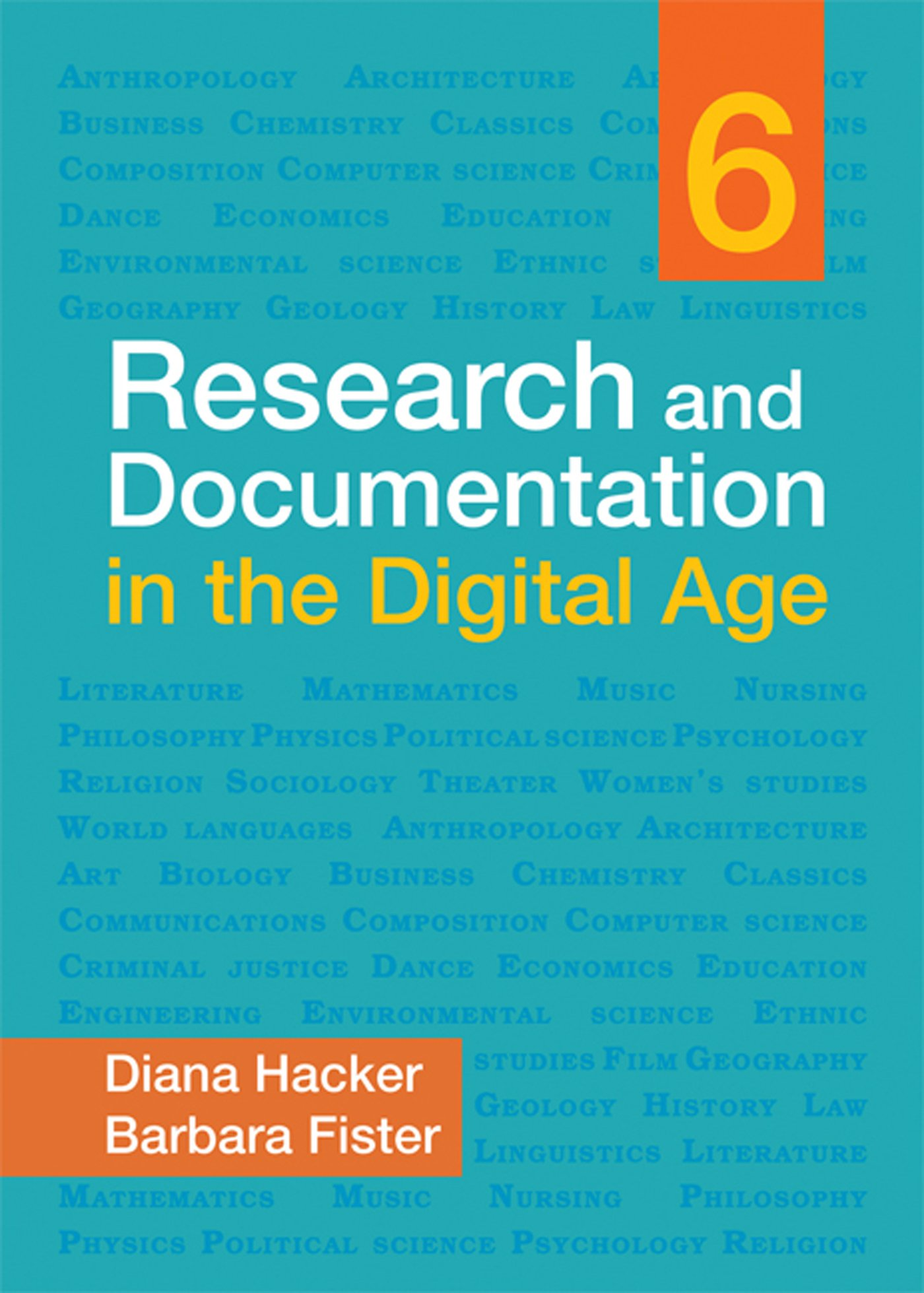 Research and Documentation in the Digital Age: Diana Hacker, Barbara  Fister: 9781457650697: Creative Writing & Composition: Amazon Canada