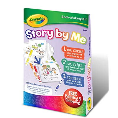 Crayola Story By Me Kit