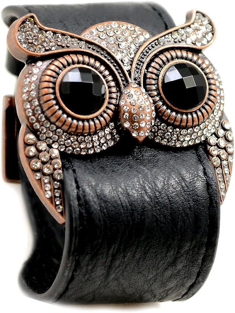 Accents Kingdom Crystal Owl...