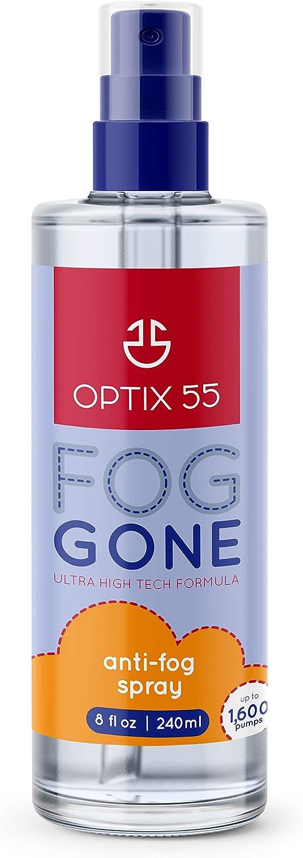 Anti-Fog Spray Prevents Fogging of Glass or Plastic ...