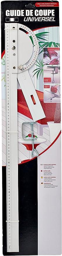 Venteo REGLE01 - Guía de corte universal: Amazon.es: Bricolaje y herramientas