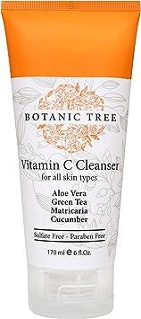 Sabonete Facial da Botanic Tree com Vitamina C
