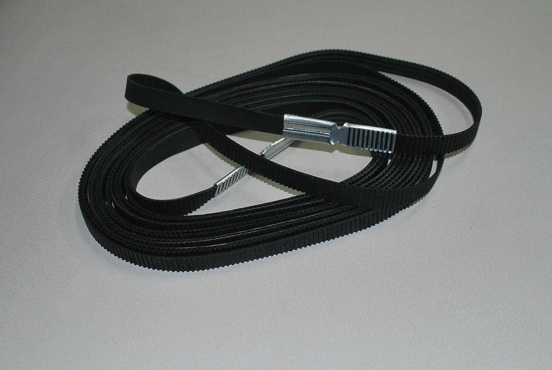 Correa de transmisión para trazador HP DesignJet 5000 5000PS 5100 5500 5500 5500PS 5000 UV 42Inch: Amazon.es: Electrónica