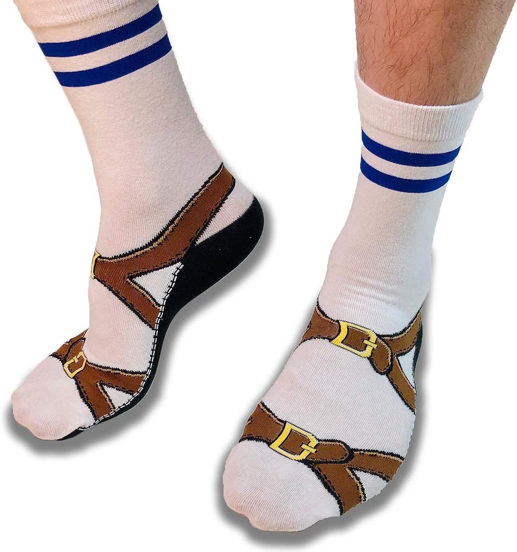 Woven \u0026 Machine Washable - Sandal Socks